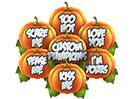 Custom Pumpkin Gift