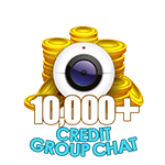 10,000 to 14,999 Credit Group Chat