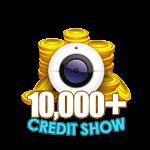 10,000+ Credit Show