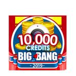 4th of July 10,000 Credits