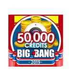 4th of July 50,000 Credits