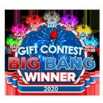 4th of July 2020 Gift Winner