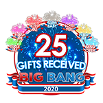 25 Gifts