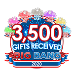 3500 Gifts