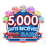 5000 Gifts