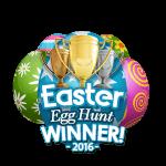 Easter 2016 Egg Hunt Winner