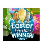 Easter 2019 Egg Hunt Winner
