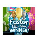 Easter 2020 Egg Hunt Winner