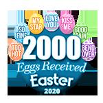 2,000 Eggs