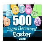 500 Eggs