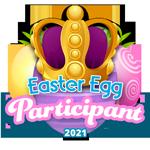 Easter 2021 Participant