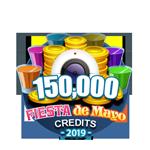 Fiesta2019Credits150000