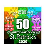 50 Shamrocks