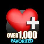 1000 Favorites
