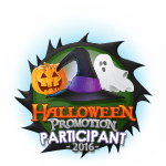 Halloween 2016 Participant