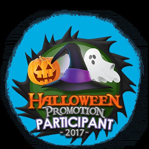 Halloween 2017 Participant