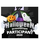 Halloween 2020 Participant