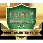 Most Talented Flirt 2020