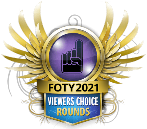 Viewer's Choice Badge