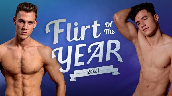 The Flirty Awards 2021 Banner