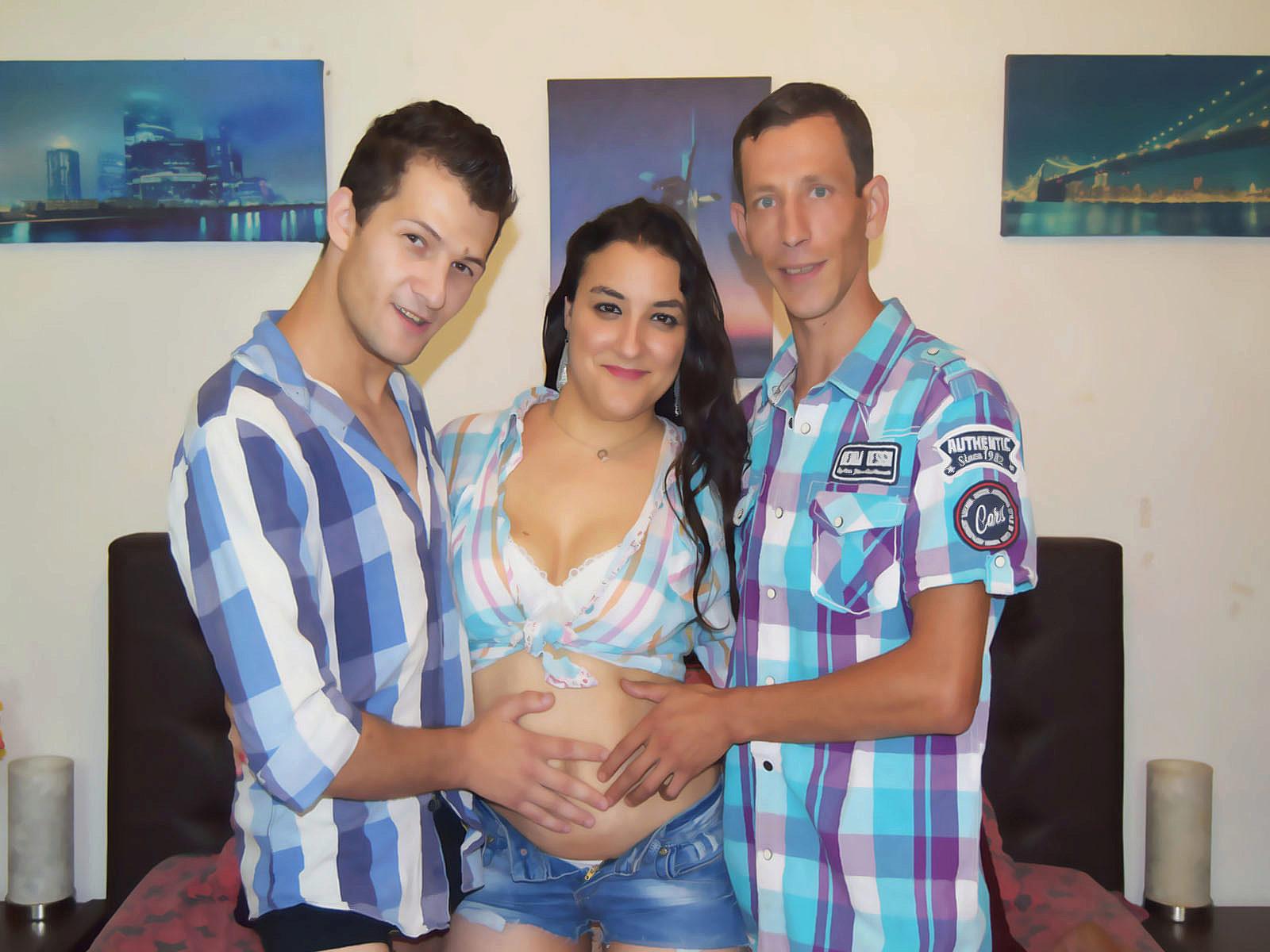 Aisha & Deen & Jimmy