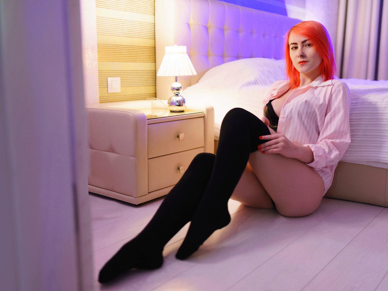 Webcam model Lilian Cros from WebPowerCam (Flirt4Free)