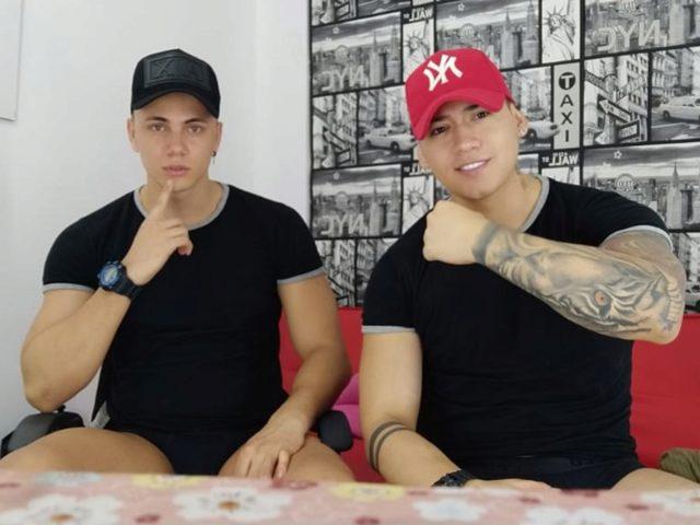 Dorian And Axel