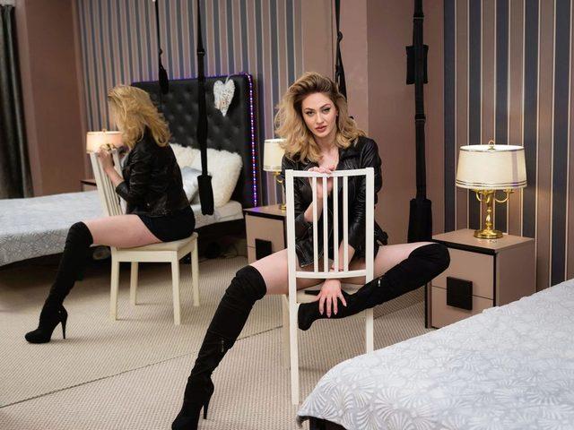 Freya Seductive