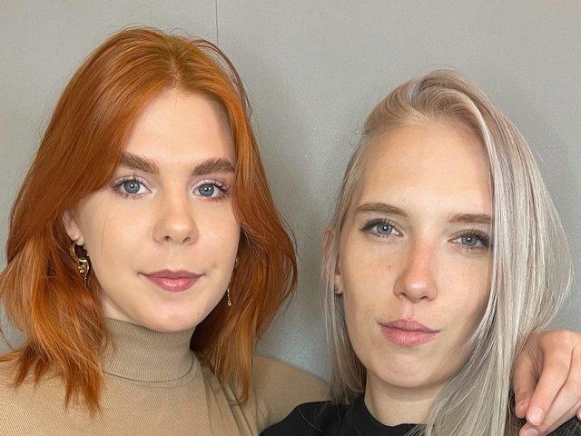 Natalia Torto And Rhonda Ortiz