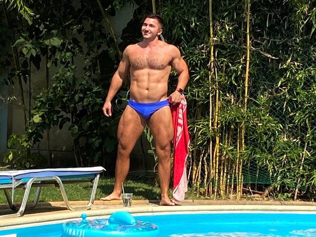 Hank Blue