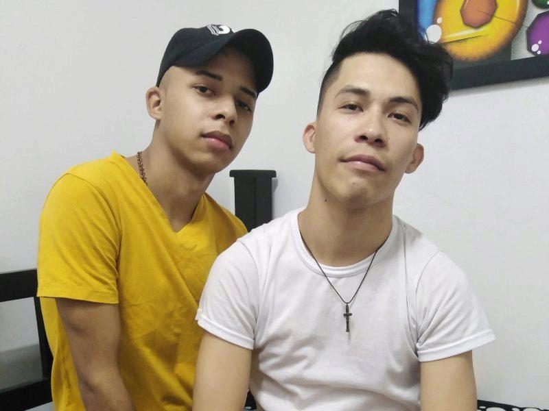 Carlos Salcedo & Jerry Gonzalez