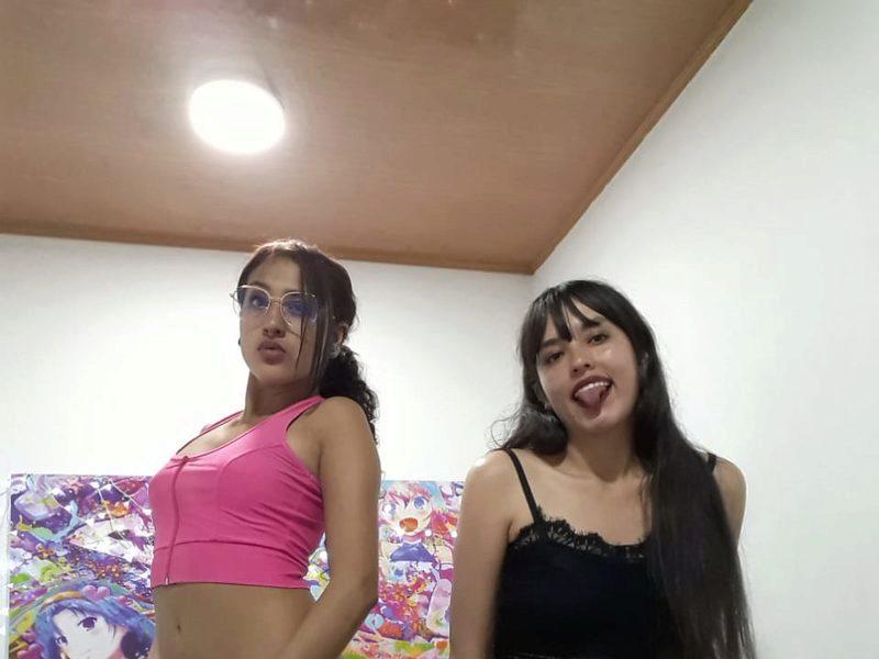 Milena Slut & Daniela Wet