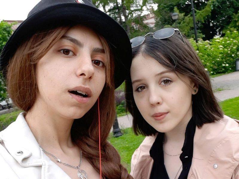 Adelle & Alice