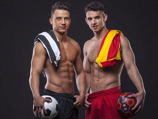 Amadeo Fernandez & Antonio Valentini