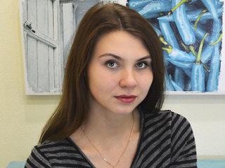 Alexa Hitty's headshot