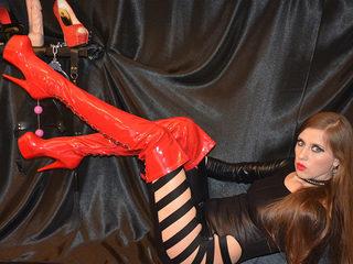 Mistress Natasha's Sex Cam