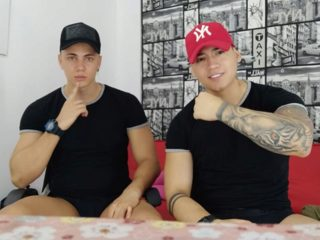 Dorian & Axel