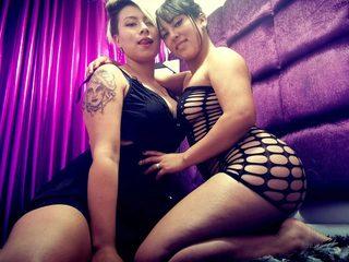 Samanta_&_Katy Live