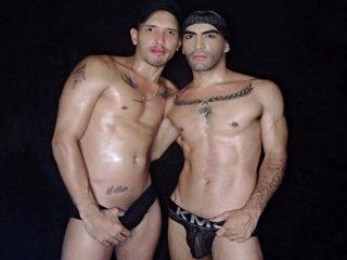 Emilio Polanco & Nick Milenkovic