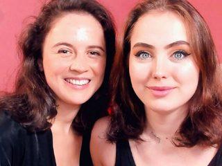 Molly Barnes & Albana Villani