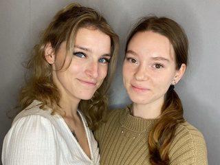 Shelley Donov & Annalisa Manc Live