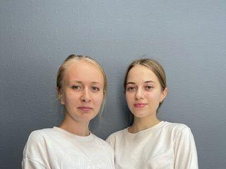 Lucia Villani & Gina Nanni