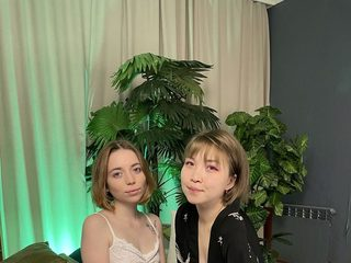 Rayana Brays & Dawn Lewu