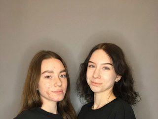 Adelina Carly & Annalisa Manc