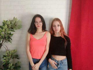 Violetta Colli & Eugenia Deluca