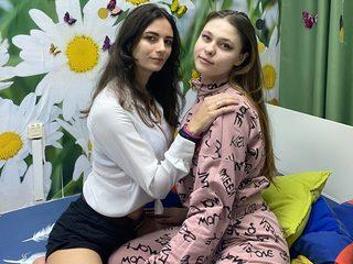 free Flirt4Free Martha_Wright_and_Sadie_Creig porn cams live